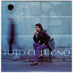 Toto Cutugno - Il Treno Va - CD Single Promo - Cardboard Sleeve