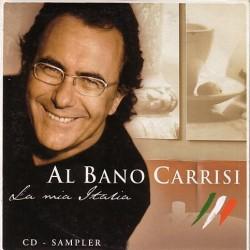 Al Bano Carrisi – La Mia Italia - CD Sampler Promo - Cardboard Sleeve