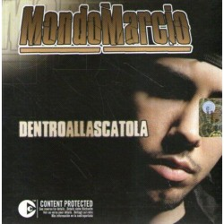 Mondo Marcio ‎– Dentro Alla Scatola - CD Single