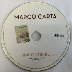 Marco Carta ‎– Ti Rincontrero - CD Single Promo