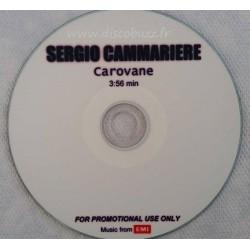 Sergio Cammariere- Carovane - CDr Single Promo