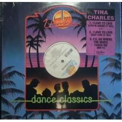 Tina Charles – I Love To Love - Maxi Vinyl Canada