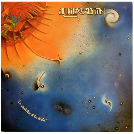 Quilapayún – La Révolution Et Les Étoiles - LP Vinyl Album Gatefold