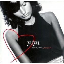 YuYu – Mon Petit Garçon - CD Single 2 Tracks - Cardboard Sleeve