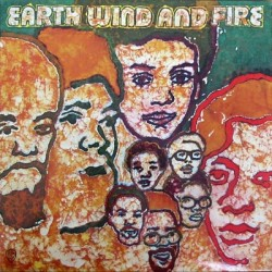 Earth, Wind & Fire ‎– Earth, Wind & Fire - LP Vinyl Album + MP3 Code