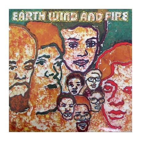 Earth, Wind & Fire – Earth, Wind & Fire - LP Vinyl Album + MP3 Code