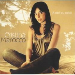 Cristina Marocco – A Côté Du Soleil - CD Album Promo - Cardboard Sleeve
