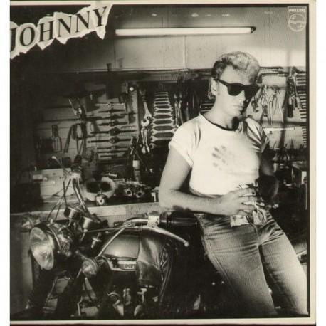 Johnny Hallyday – En Pieces Detachees - LP Vinyl Album