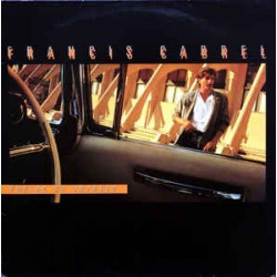 Francis Cabrel ‎– Photos De Voyages - LP Vinyl Album