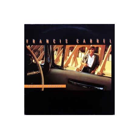 Francis Cabrel – Photos De Voyages - LP Vinyl Album