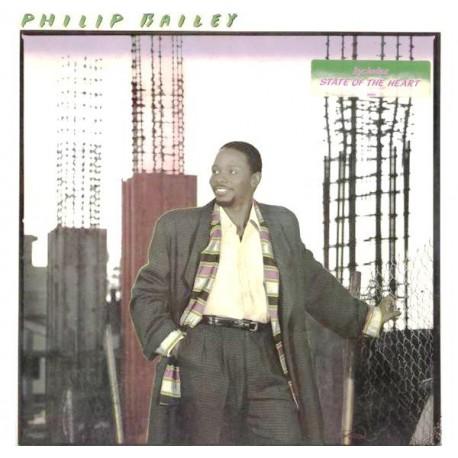 Philip Bailey – Inside Out - LP Vinyl Album