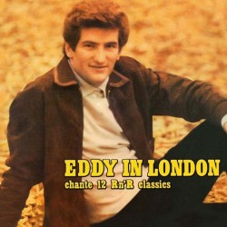 Eddy Mitchell ‎– Eddy In London - LP Vinyl Album
