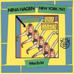 Nina Hagen – New York/N.Y. - Maxi Vinyl 12 inches