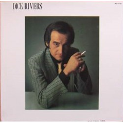 Dick Rivers ‎– Rock 'N' Roll Poète - LP Vinyl Album