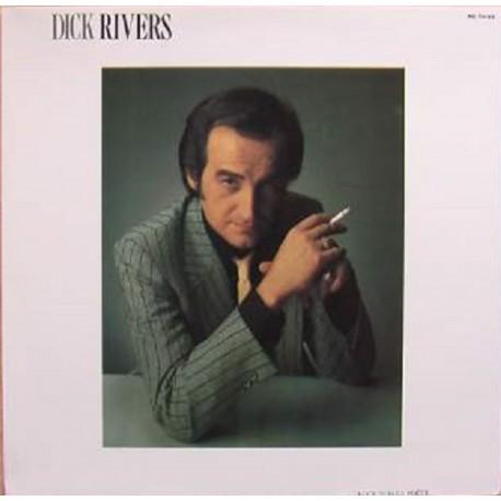 Dick Rivers – Rock 'N' Roll Poète - LP Vinyl Album