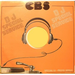 Compilation - Only For Dee Jays - Maxi Vinyl 12 inches - Promo