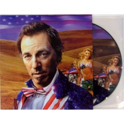 Bruce Springsteen – Born In The U.S.A. - LP Vinyl 10 inches - Picture Disc - Limited Edition