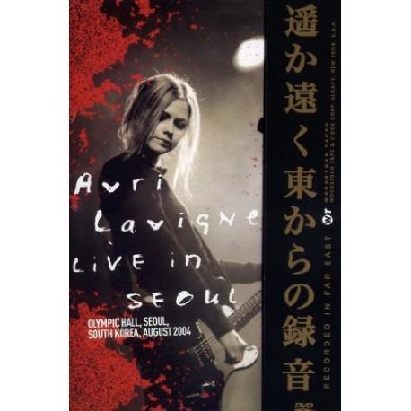 Avril Lavigne – Live In Seoul - DVD Live