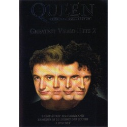 Queen ‎– Greatest Video Hits 2 - DVD Vidéo