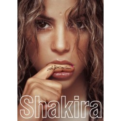 Shakira ‎– Oral Fixation Tour - DVD + Bonus CD Tracks