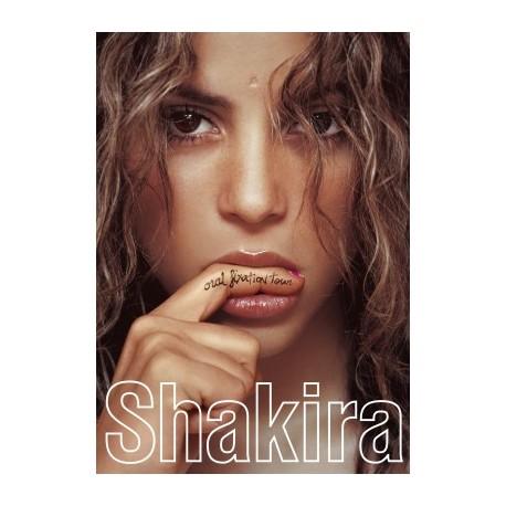 Shakira – Oral Fixation Tour - DVD + Bonus CD Tracks