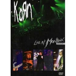 Korn – Live At Montreux 2004 - DVD Vidéo