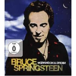 Bruce Springsteen ‎– Working On A Dream - CD+DVD - Limited Edition