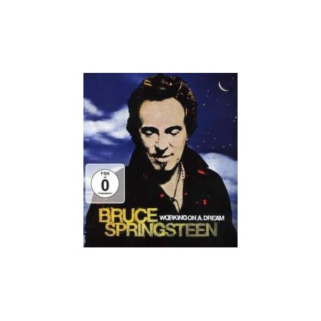 Bruce Springsteen – Working On A Dream - CD+DVD - Limited Edition