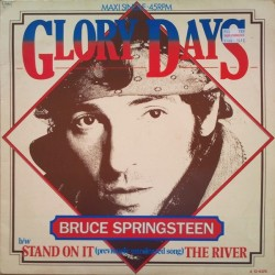 Bruce Springsteen – Glory Days - Maxi Vinyl 12 inches