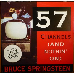 Bruce Springsteen – 57 Channels (And Nothin' On) - Maxi Vinyl 12 inches