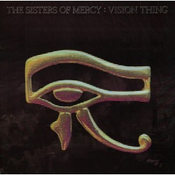 The Sisters Of Mercy ‎– Vision Thing - Box Vinyl Collector + MP3 Code