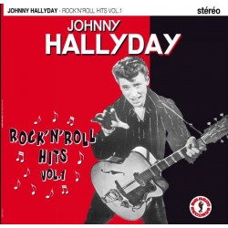 Johnny Hallyday - Rock'N Roll Hits - Volume 1 - Pack Collector - LP Vinyl 10 inches + CD Album