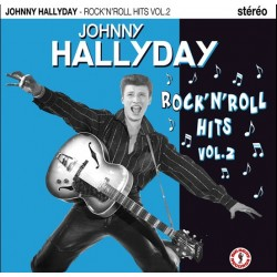 Johnny Hallyday - Rock'n'Roll Hits Vol.2 - LP Vinyll Album 10 inches LP + CD - Pack Collector
