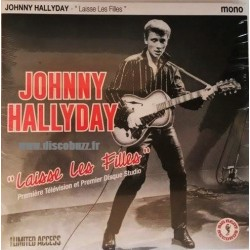 Johnny Hallyday - Laisse Les Filles - 7 inches 45 Rpm