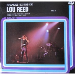 Lou Reed ‎– Grandes Exitos De ... - Volume 2 - Compilation - LP Vinyl Album