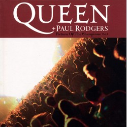 Queen + Paul Rodgers ‎– Return Of The Champions Vol.1 & 2  - CD Book Album