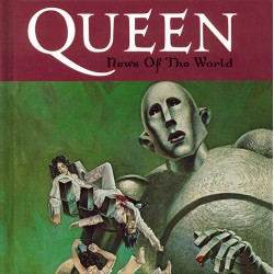 Queen – News Of The World - CD Digibook Album