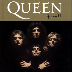 Queen ‎– Queen II - CD Album Digibook - Limited Edition
