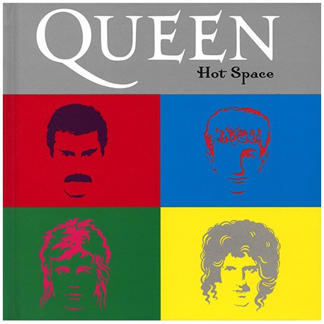 Queen – Hot Space - CD Album Digibook