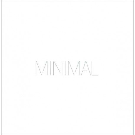 Pet Shop Boys – Minimal - CD Single Promo - Cardboard Sleeve