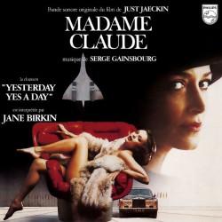 Serge Gainsbourg – Madame Claude (Bande Originale Du Film) - LP Vinyl
