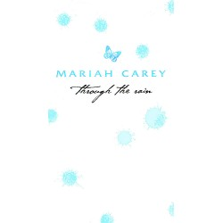 Mariah Carey ‎– Through The Rain - CD Single Promo - Digipak Gatefold