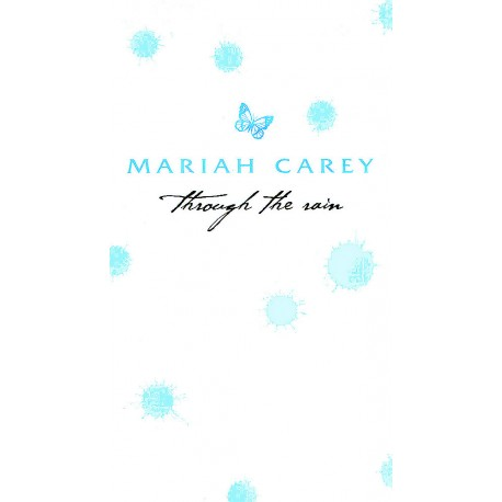 Mariah Carey – Through The Rain - CD Single Promo - Digipak Gatefold