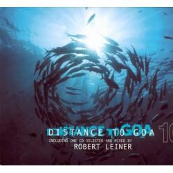 Distance To Goa 10 - Compilation - Double CD Album Digipak Edition