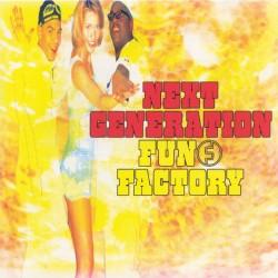Fun Factory – Next Generation - CD Album Japan + Obi