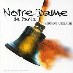 Comédie Musicale Notre-Dame De Paris - Version Anglaise - CD Album