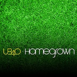UB40 ‎– Homegrown - CD Album