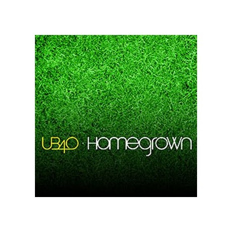 UB40 – Homegrown - CD Album