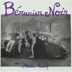 Bérurier Noir – Macadam Massacre - LP Vinyl Album - Lettrage Violet