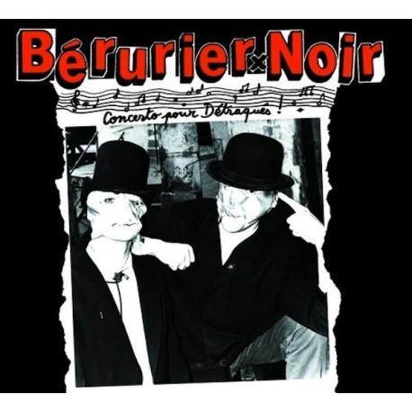 Bérurier Noir – Concerto Pour Détraqués - LP Vinyl Album